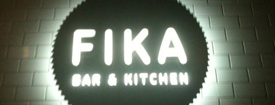 Fika is one of A Weekend in the City of London.