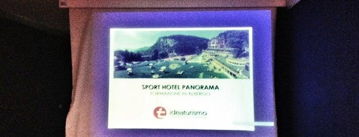 Alp & Wellness Sport Hotel Panorama is one of VacanzArte.