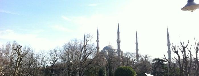 Sultanahmet is one of 1stANBUL Tarih turu.