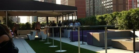 Four at Yotel is one of Manhattan Essentials.