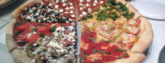 Vinnie's Pizzeria is one of Vegan Comfort Food.