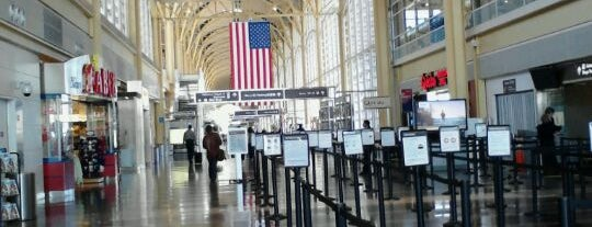 Ronald Reagan Washington National Airport (DCA) is one of I Love Airports!.