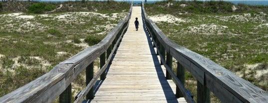 Kathryn Abbey Hanna Park is one of JAX , FL.