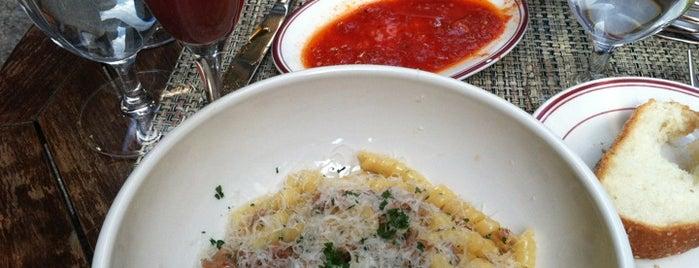 Bocca Restaurant is one of Fave Manhattan Restaurants.
