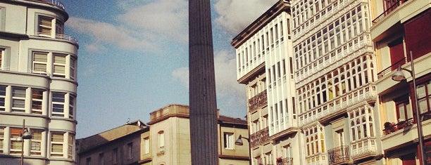 Praza de Santo Domingo is one of Lugares que visitar en Lugo.