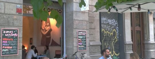 Cosmo is one of Terrazas de Barcelona.