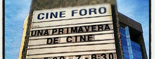 Cineforo Universidad is one of Reto 100 ZMG.