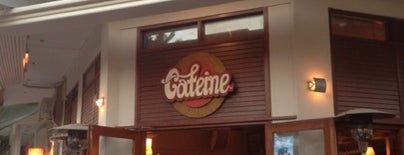Cafeine is one of My Favorite Places.