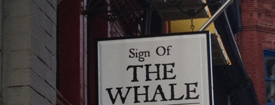 Sign of the Whale is one of #Awesome.