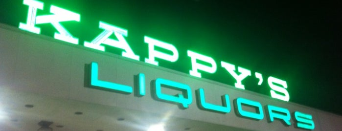 Kappy's Fine Wine & Spirits is one of Shopping.