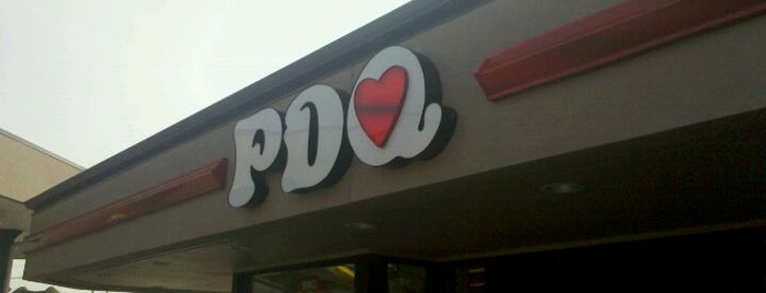 PDQ is one of Shopping.