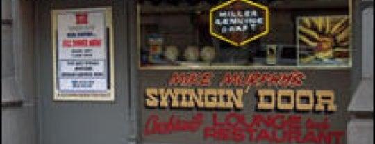 Swingin' Door Exchange is one of A Traveler's Guide to Milwaukee.