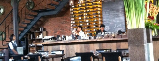 Mama San Kitchen Bar & Lounge is one of Bali.