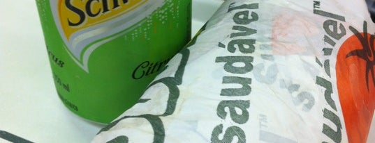 Subway is one of Prefeituras casa.