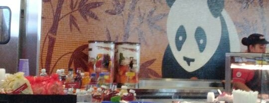 Panda Express is one of Viajes.