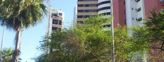 Avenida Jóquei Clube is one of 100 Melhores Programas em Teresina - Pi.