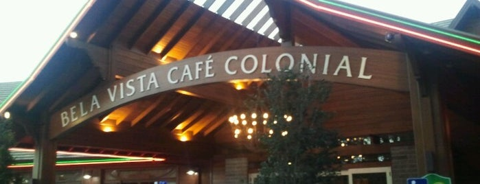 Bela Vista Café Colonial is one of Favorite Food.