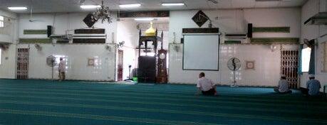 Masjid Abu Hurairah is one of Baitullah : Masjid & Surau.
