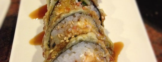 Sushi Studio is one of Long Beach Eats.