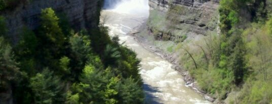 Letchworth State Park is one of Roc.