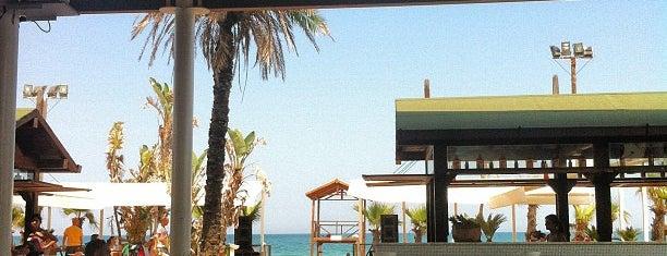 Lido Le Capannine is one of MyCity Beach - Catania & Siracusa.