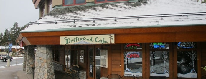 Driftwood Cafe is one of Best Breakfast South Lake Tahoe.