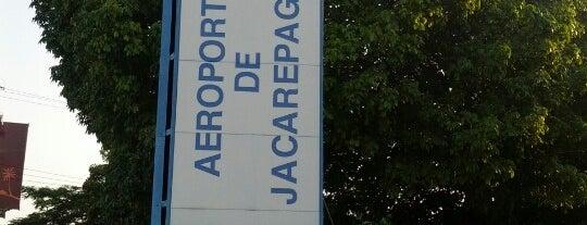 Aeroporto de Jacarepaguá / Roberto Marinho (SBJR) is one of Aeroportos do Brasil.