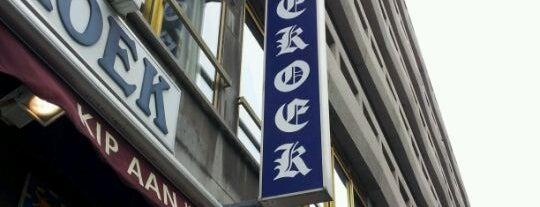 Koekoek is one of Oostende.
