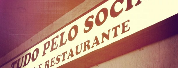 Tudo Pelo Social is one of Eat, Drink & Coffee.