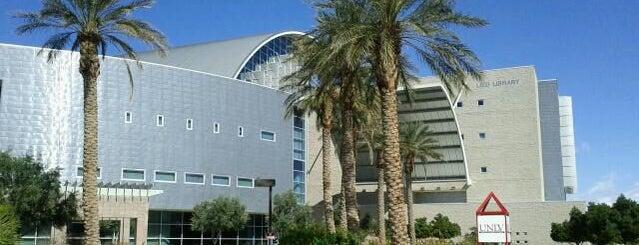 University of Nevada, Las Vegas is one of NCAA Division I FBS Football Schools.