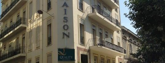 Cityblue Hotel La Malmaison is one of Hotels & Casinos.