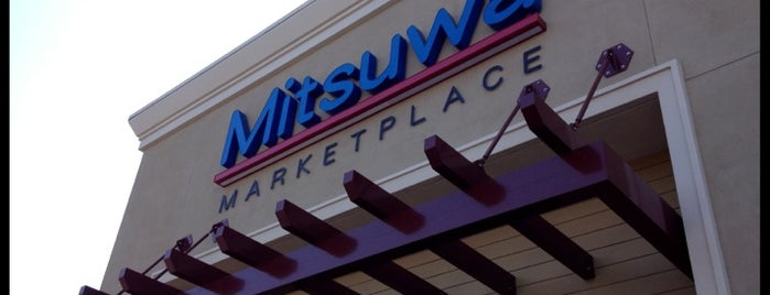 Mitsuwa Marketplace is one of food.