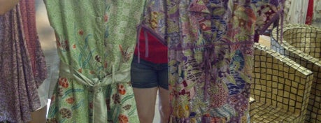 Qonita Batik & Boutique is one of Pekalongan World of Batik.