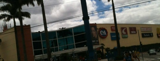 Mauá Plaza Shopping is one of Shoppings Grande SP.