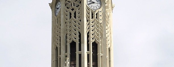 Clock Tower is one of Around The World: SW Pacific.