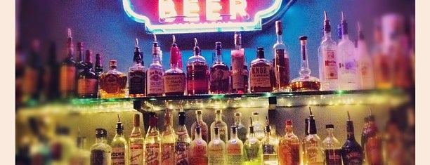 The BottleNeck Lounge is one of Seattle.