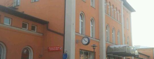 Passau Hauptbahnhof is one of Bahnhöfe Deutschland.