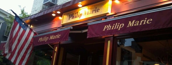 Philip Marie is one of West-Greenwich village.