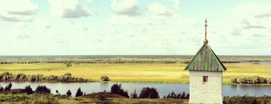 Усадьба Есениных is one of Москва и загородные поездки.
