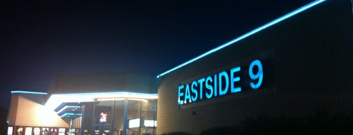 GQT Eastside 9 is one of Rise & Shine Film Screening Locations.