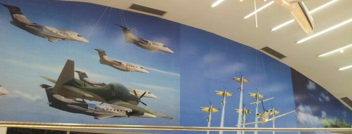 Museu Aeroespacial is one of Passeios.