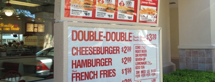 In-N-Out Burger is one of Eating Escapades.