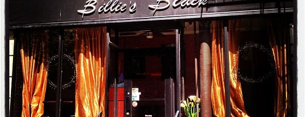 Billie's Black is one of Harlem Livin'.