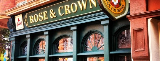 The Rose & Crown Pub & Dining Room is one of All-time favorites in United States.