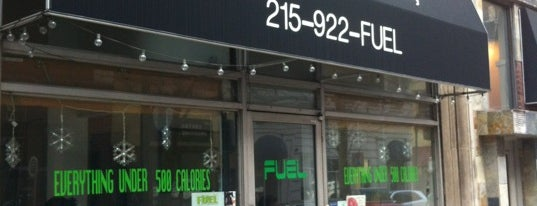Fuel is one of LevelUp Philly Spots.
