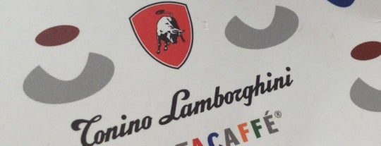 Pastacaffé Tonino Lamborghini is one of PRG.