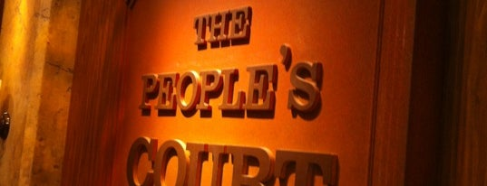 The People's Court is one of TV Shows with Free Tickets!.