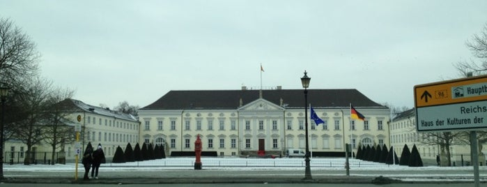 Bellevue Palace is one of Berlin And More.