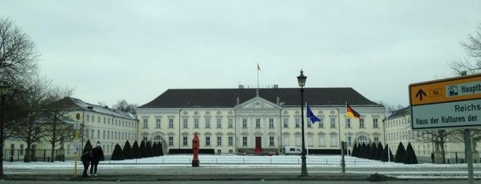 Schloss Bellevue is one of Berlin And More.