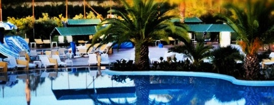 Club Hotel Turan Prince World is one of Antalya mekanlarım.